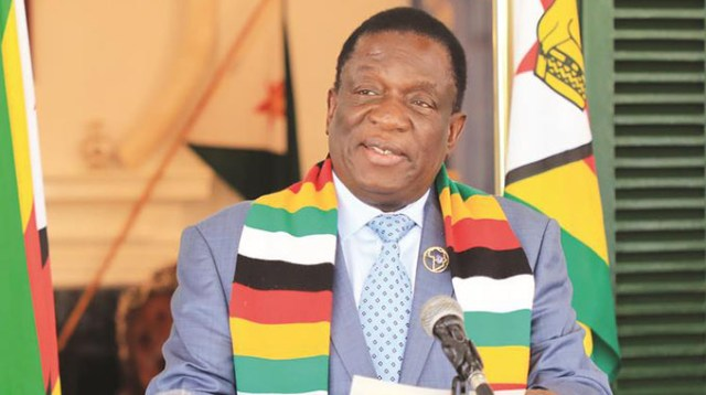Mnangagwa Bans Foreign Travelling