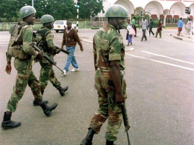 """""""Operation Abasha Corona"""" As Army Express Concern Over Defiance National Lockdown"""