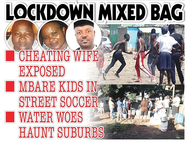 Lockdown Exposes Cheating Wife