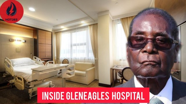 Inside The Hospital MUGABE Lost His Life In | Gleneagles Hospital