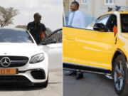 Zanu PF MP Wadyajena challenges colleague to a US$50,000 high-speed car race