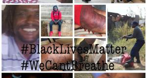 """Black Lives Matter (not) in Zimbabwe"" - Chenayi Mutambasere"