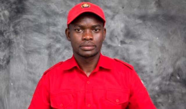 MDC Alliance Youth Leader Obey Sithole Arrested