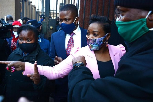 The head of the Enlightened Christian Gathering church, Shepherd Bushiri, and his wife Mary have appeared in court in Pretoria on charges of fraud, money laundering, and contravention of the Prevention of Organised Crime Act.