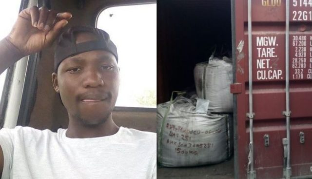 Zim driver in SA disappears with R600 000 worth copper loaded truck