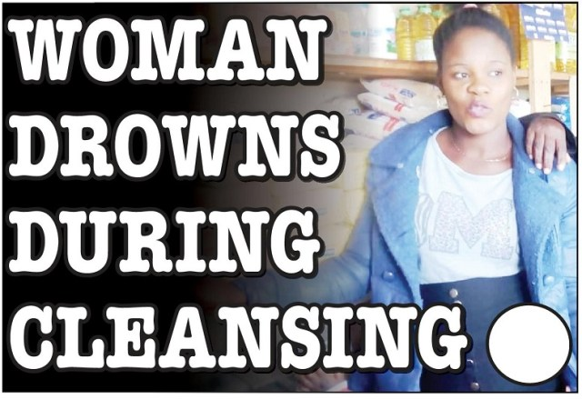 Woman Drowns During Cleansing Ceremony