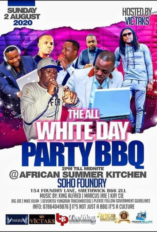 3 Test COVID-19 Positive After King Alfred All White Party