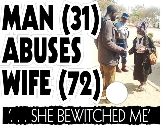 31 Year Old Man Abuses his 72 Year Old Wife!