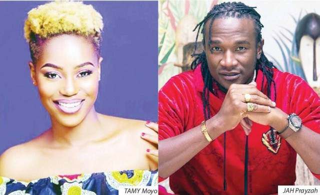 Another BANGER on the Way - Tamy Moyo Collaborates With Jah Prayzah