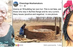 The Painful Story Of Mbuya Chisare!