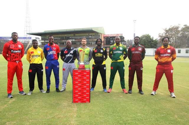 Takashinga in Cricket inaugural National Premier League