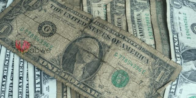 Zimbabwean Shops And Businesses Are Right To Refuse Old And Torn USD Notes