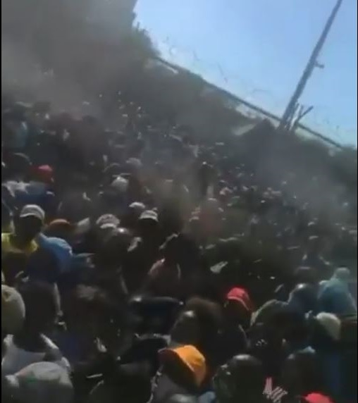 Thousands Of Zimbabweans Trying To Enter South Africa - Video