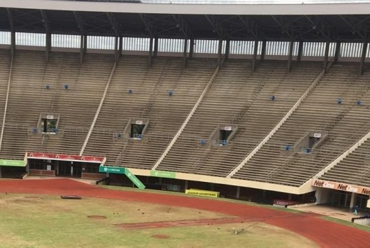 Zimbabwe NSS cleared to host World Cup qualifiers but . . .