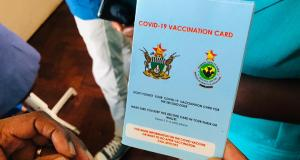 Vaccination Cards Sold For US$25