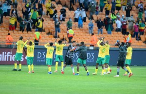 Over 20 000 Fans To Attend South Africa, Zimbabwe WCQ