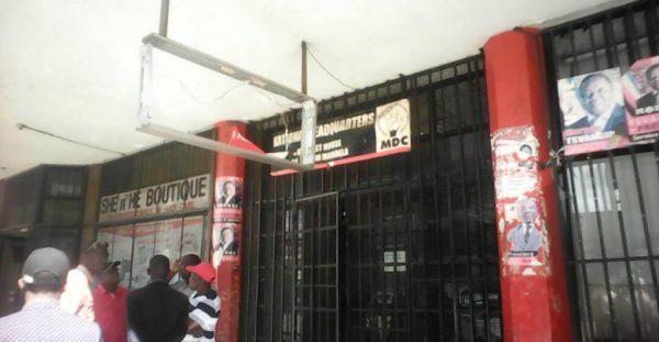 CORONAVIRUS: MDC Demands Flights From China to Zimbabwe Be Stopped With Immediate Effect
