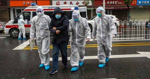 coronavirus in china wikipedia