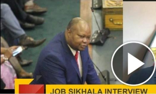 Job Sikhala...