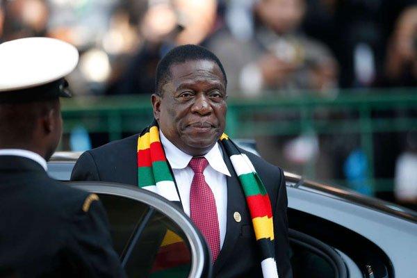 COVID-19 Scourge :Mnangagwa Says Zimbabweans Should Not Panic