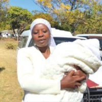 Gringo's Widow Gives Birth To Bouncing Baby Boy