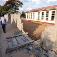 School Turns Into War Zone As Pupil Gangs Pick Up Dangerous Weapons