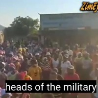 Chamisa Meets Military Heads 'To Prepare To Enter Govt' | VIDEO