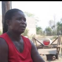 Chisumbanje Woman Wrestles A Ferocious Lion With Her Eyes