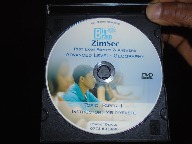 Big Brain Zimbabwe Product $5/disk