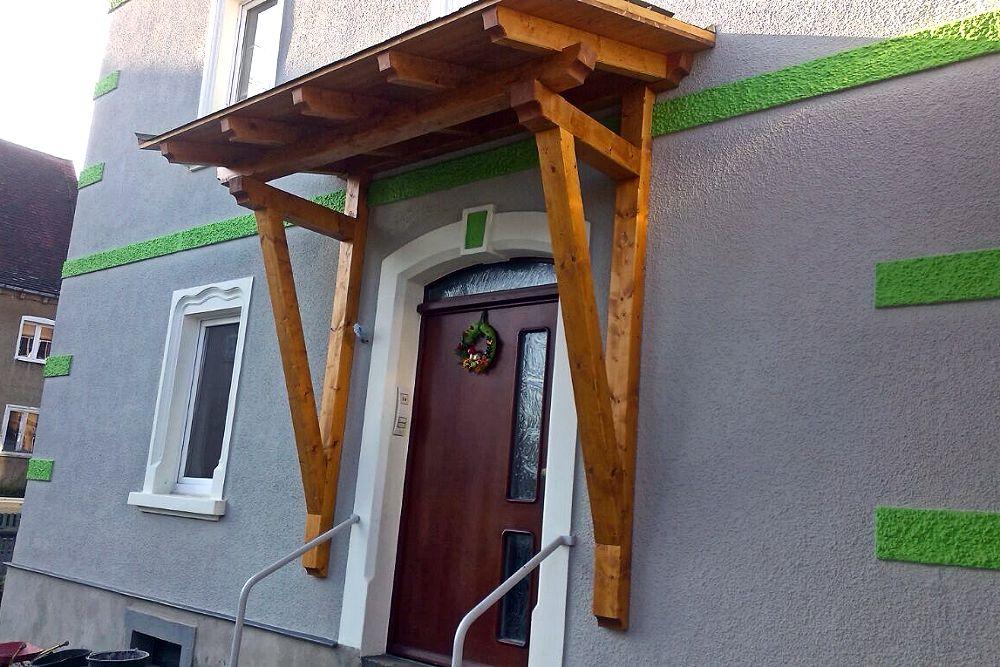 Carports Balkone Vordcher Zimmerei Schreiber In Ohorn Bei Pulsnitz Und Bautzen