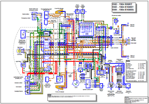 Bmw R100rs Wiring Harness  Easytoread Wiring Diagrams