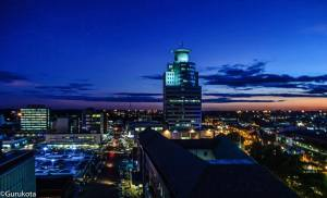 harare skyline by dzenga visuals
