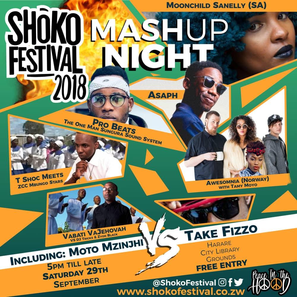 Shoko Festival 2018