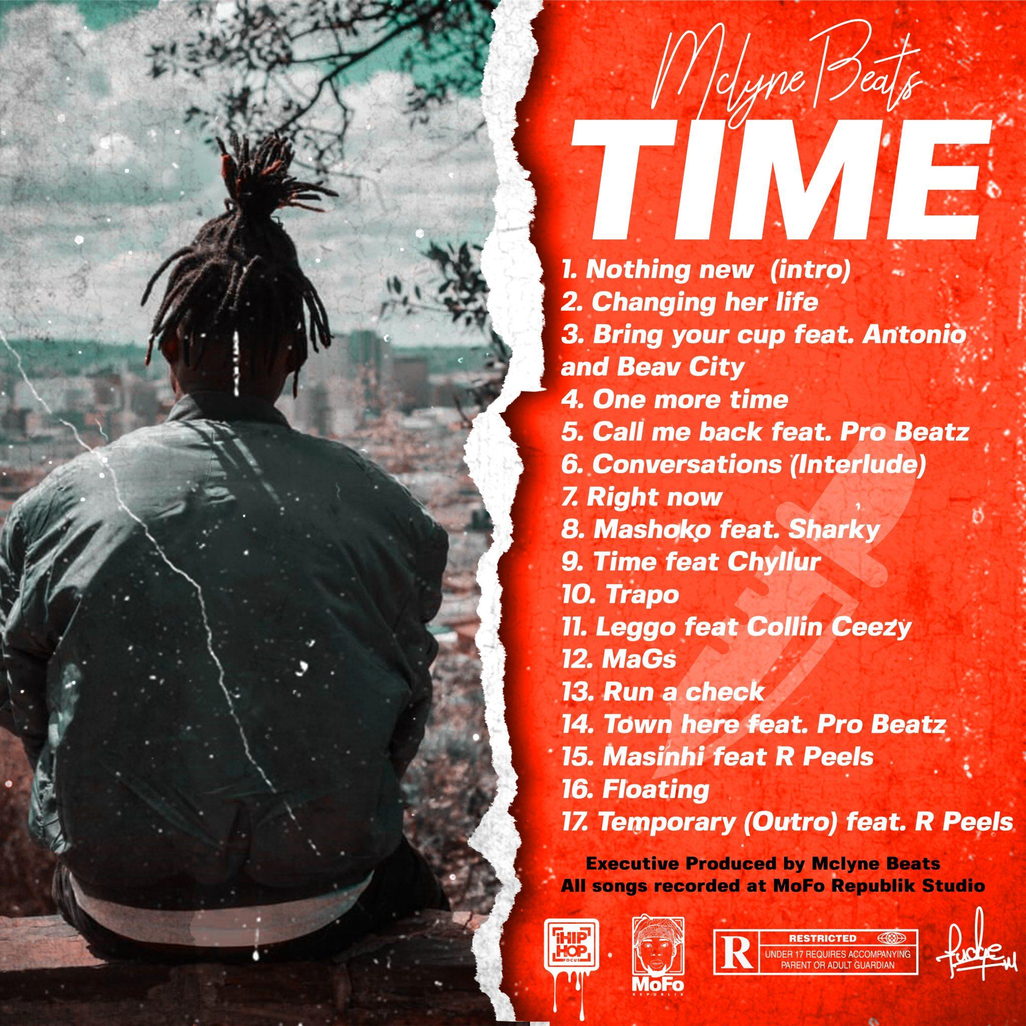 Mclyne beatsT I M E tracklist