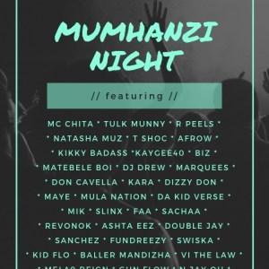 Mumhanzi Night Ticket