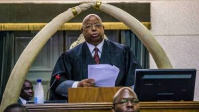 Photo of Parly speaker Jacob Mudenda writes a letter to Mnangagwa