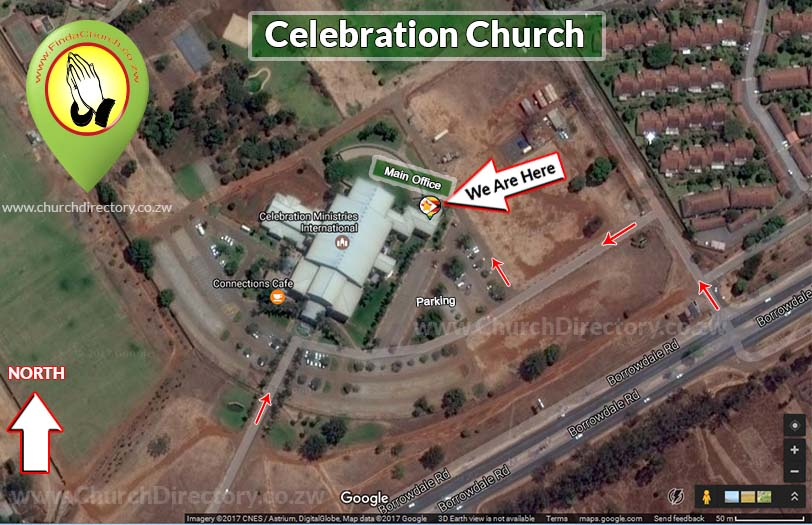 Celebration Church map location schooldirectory