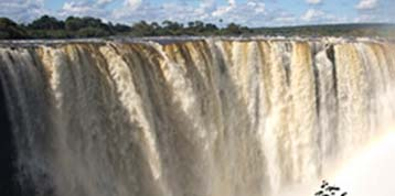 Victoria Falls Zimbabwe Tourism Authority ZimShoppingMalls