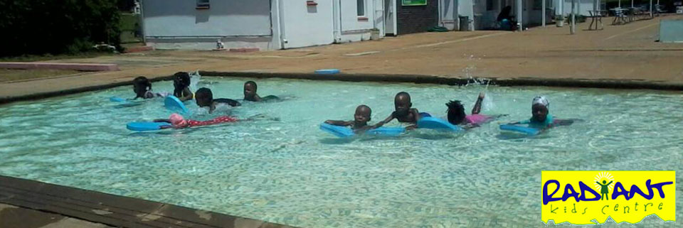 Radiant Kids Centre swimming harare schooldirectory zimshoppingmalls