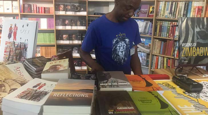 the house of books shop inside harare victoria falls