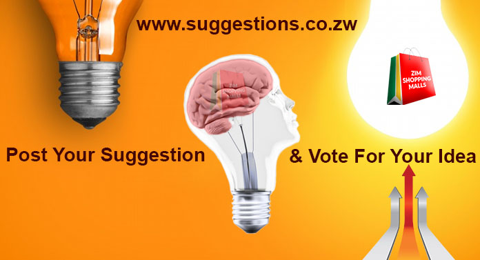 ZimShoppingMalls Suggestions Launch