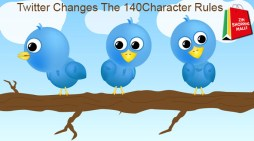 Twitter 140-Character Rules Changes