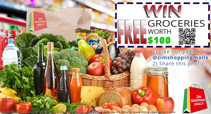 Grocery Shopping – 10 Ways to Save Money FREE