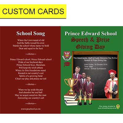 custom cards zimbabwe zim shopping malls