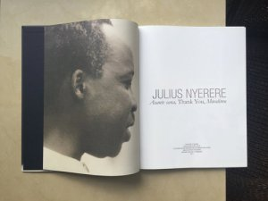 Julius Nyerere Mwalimu the house of books zimbabwe