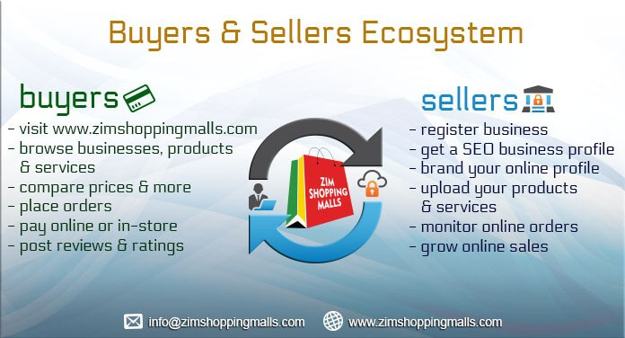buyers sellers clients business profiles zimshoppingmalls