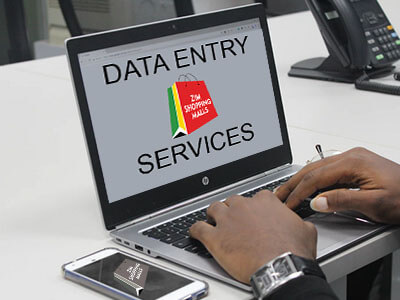 data entry services online zimbabwe zimshoppingmalls dataentry