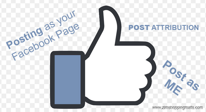 How To Post As Your Facebook Page on Facebook