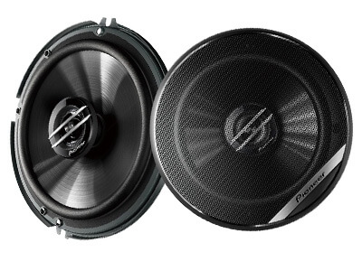 Pioneer TS-G1620F - Car speakers - supa car sounds