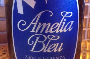 Amelia Bleu 2009 Riverenza